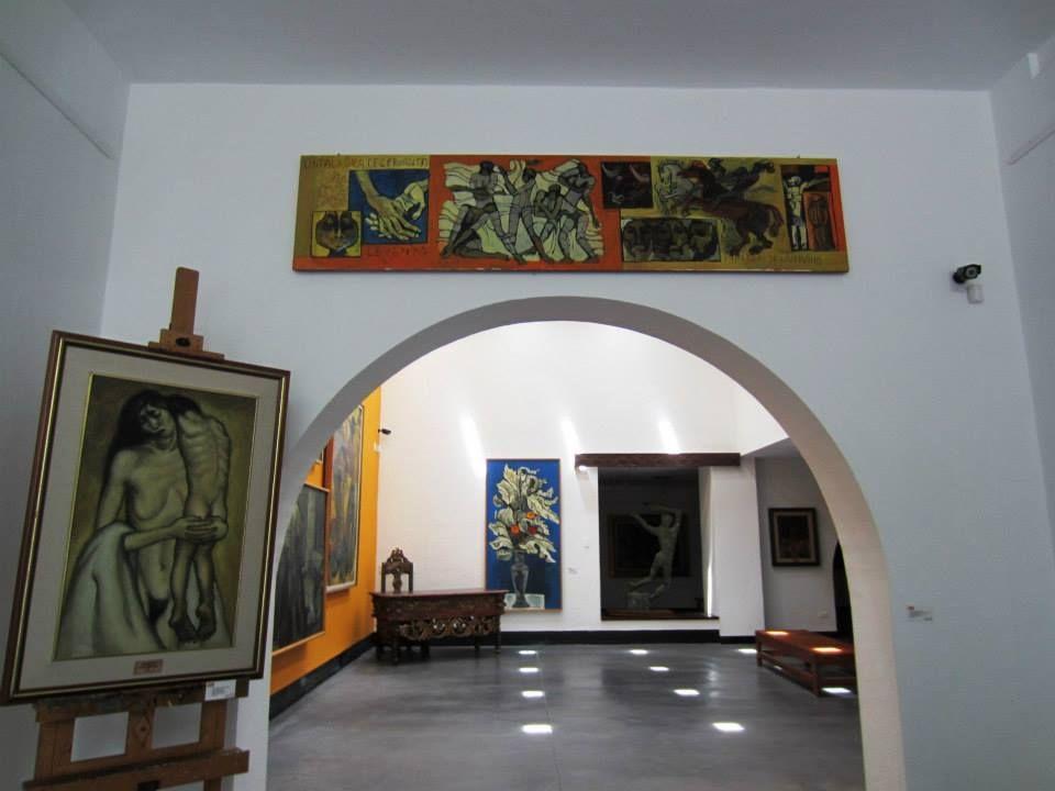 一般公開されているグアヤサミンの邸宅