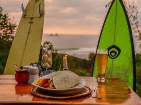 絶景の夕日!エクアドルの個性派ロッジ「フィンカ・プンタ・アヤンペ」
