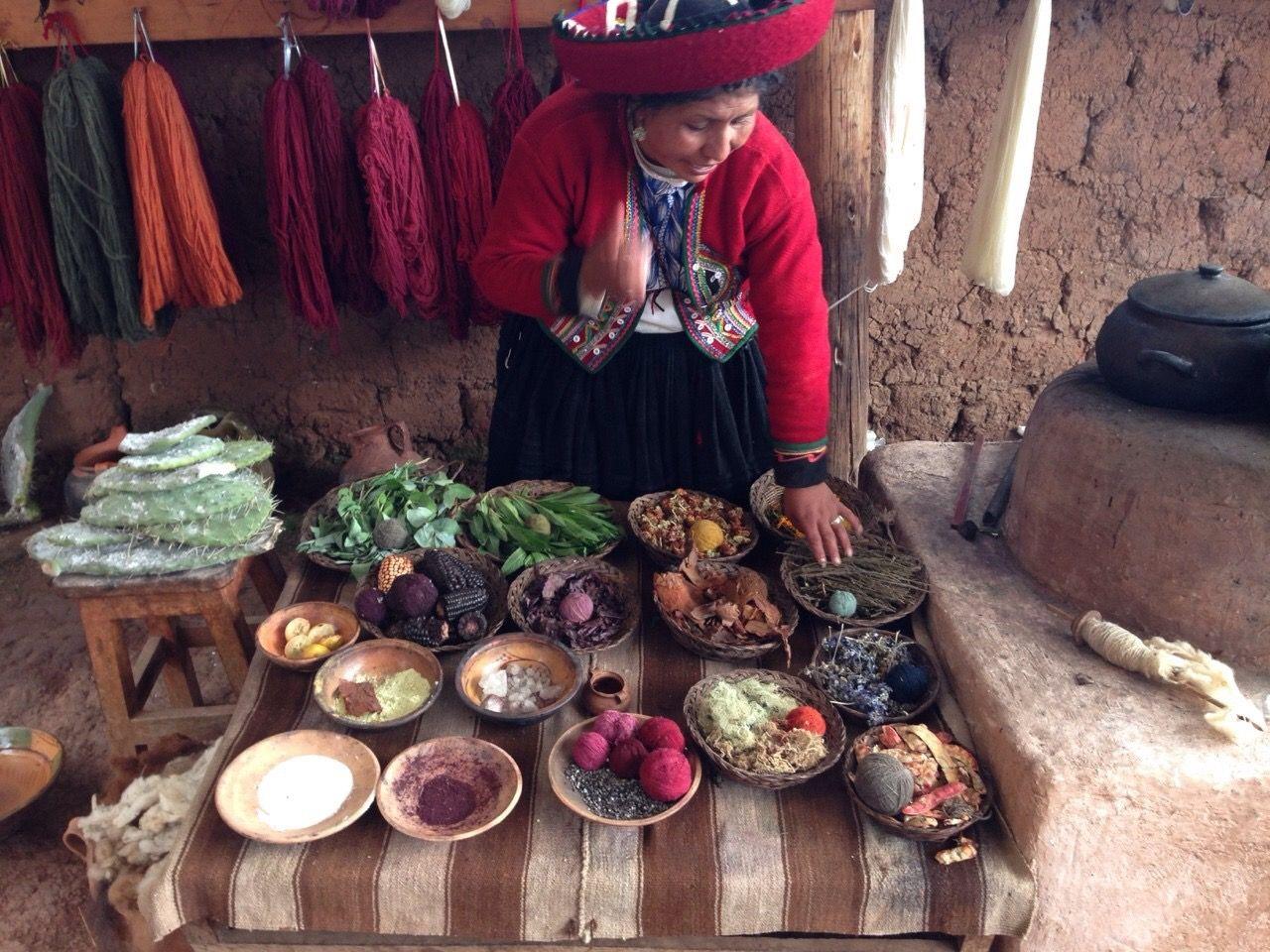 アンデス文化を知る場所がたくさん