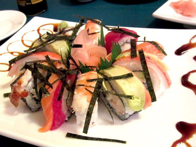 海外でお寿司を味わう醍醐味