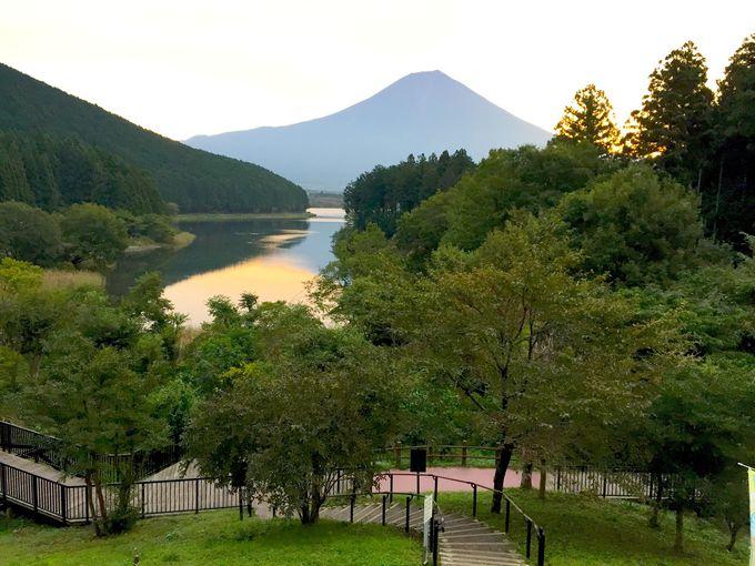 国立公園に建てられた自然美溢れる宿泊施設