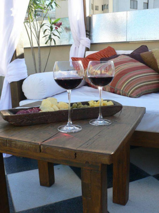 アルゼンチン・ワインで歓迎