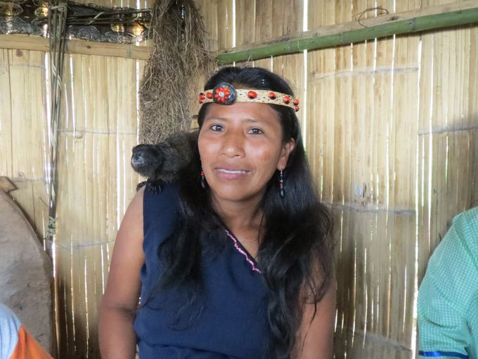 ケチュア族の村訪問はなかなか出来ない体験