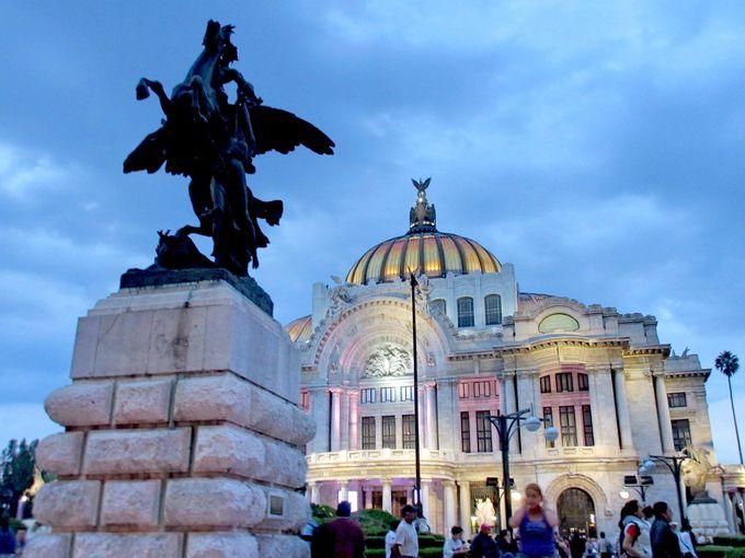 4.メキシコシティと周辺のおすすめ観光スポット