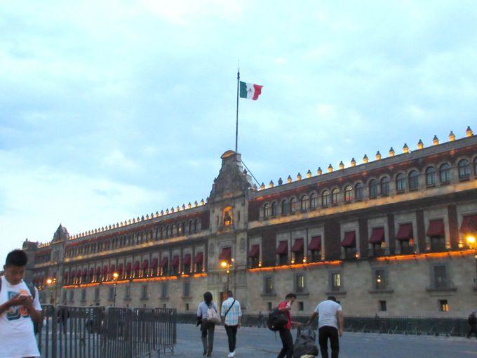 世界遺産「メキシコシティー歴史地区」