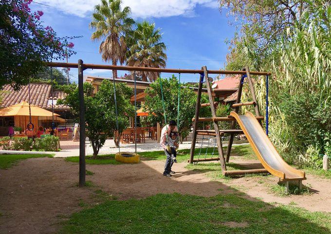 5. ガーデン ハウス