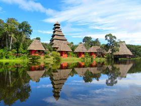 エクアドル・アマゾン原住民による画期的な豪華エコロッジ「ナポ・ワイルドライフ・センター」