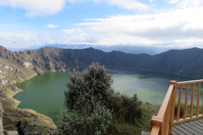 キロトア湖の楽しみ方