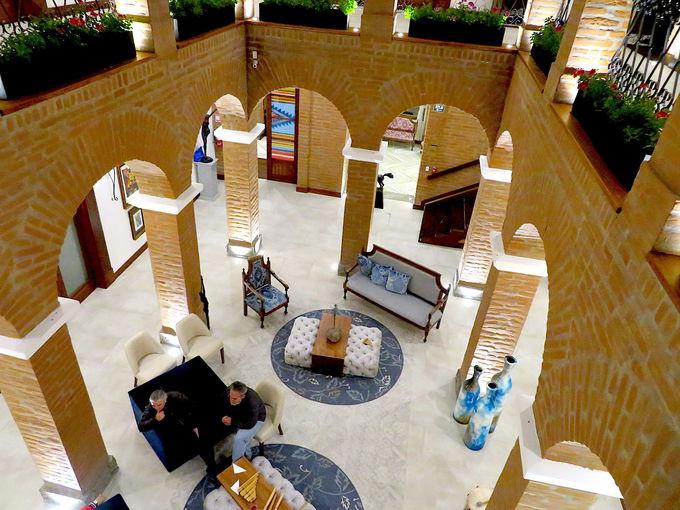インディヘナを意識したラグジュアリーブティックホテル