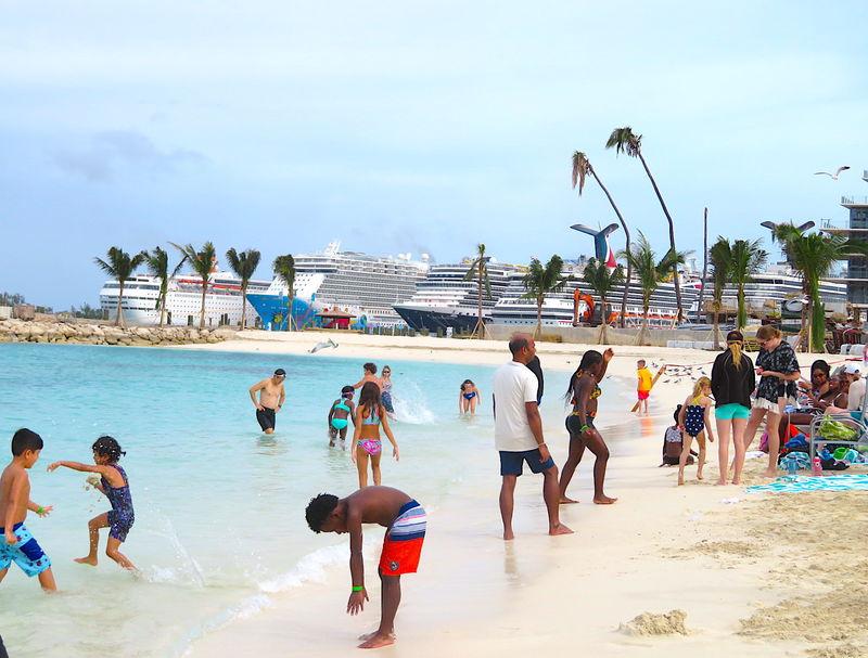 ビーチだけじゃない!バハマの首都ナッソーは市内観光も外せない