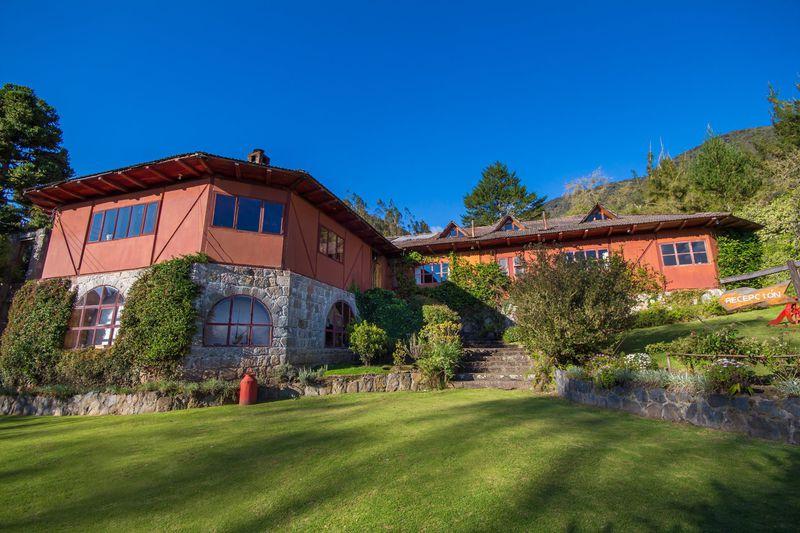 エクアドルの荘園「アシエンダ マンテレス」滞在でアンデスの魅力を