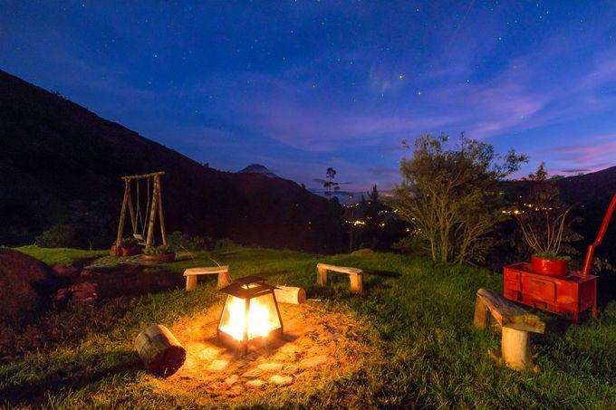 火山に温泉…恵まれた大自然