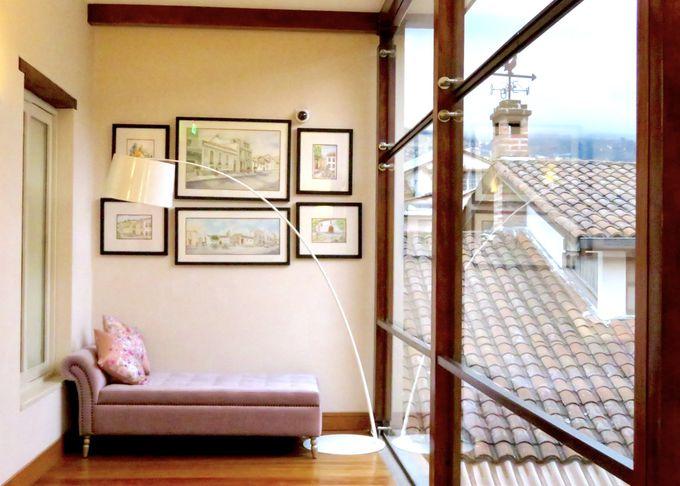 キトの伝統・芸術を敬うホテル