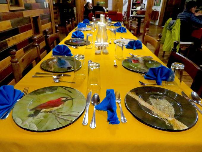 評判の高いエクアドル料理