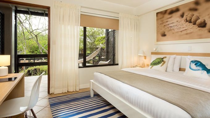 フィンチ ベイ ガラパゴス ホテル