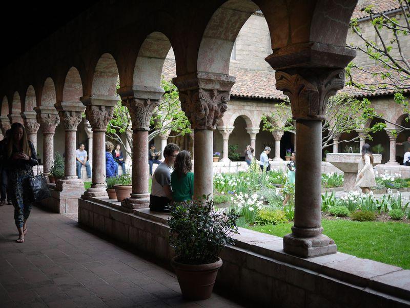 マンハッタンの中の中世ヨーロッパ!クロイスターズ美術館
