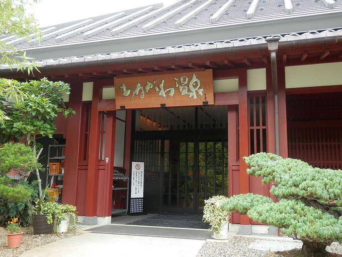 長浜の温泉施設が素晴らしいです。