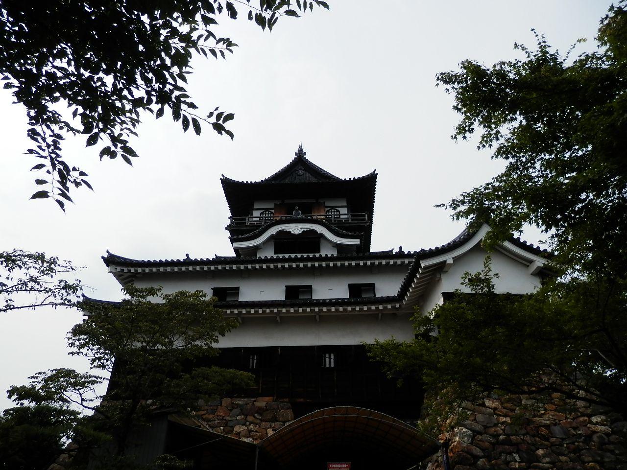 7.戦国合戦の舞台!日本最古の天守擁する国宝「犬山城」