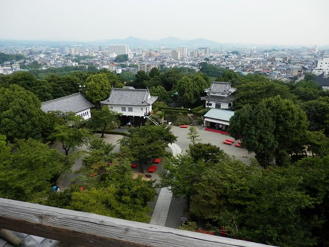 二つの国宝が見られる愛知県の小京都「犬山」
