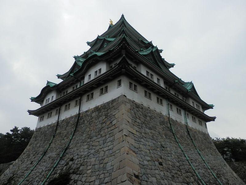 尾張名古屋は城で持つ!徳川の威厳を象徴する「名古屋城」
