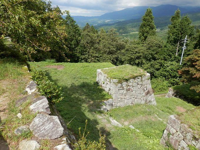 岐阜県恵那市にその城跡はあります