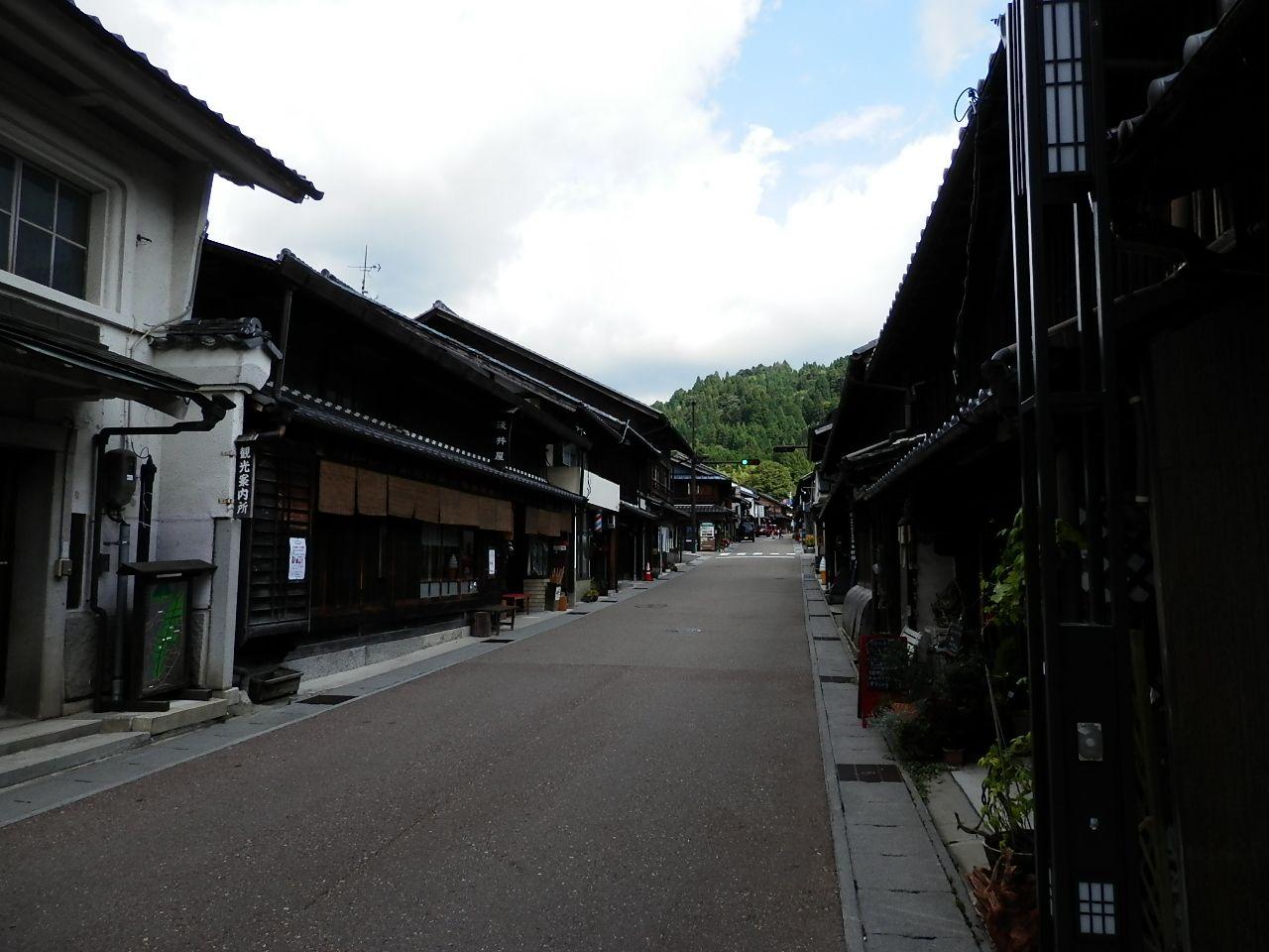 江戸から昭和までの雰囲気が混在する城下町がどこか懐かしい