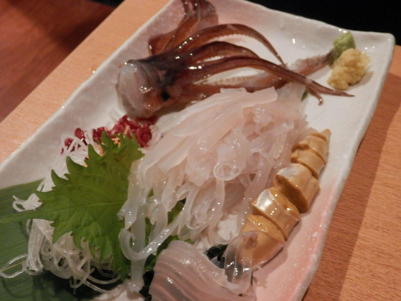 透き通るイカが食べたければいざ函館へ