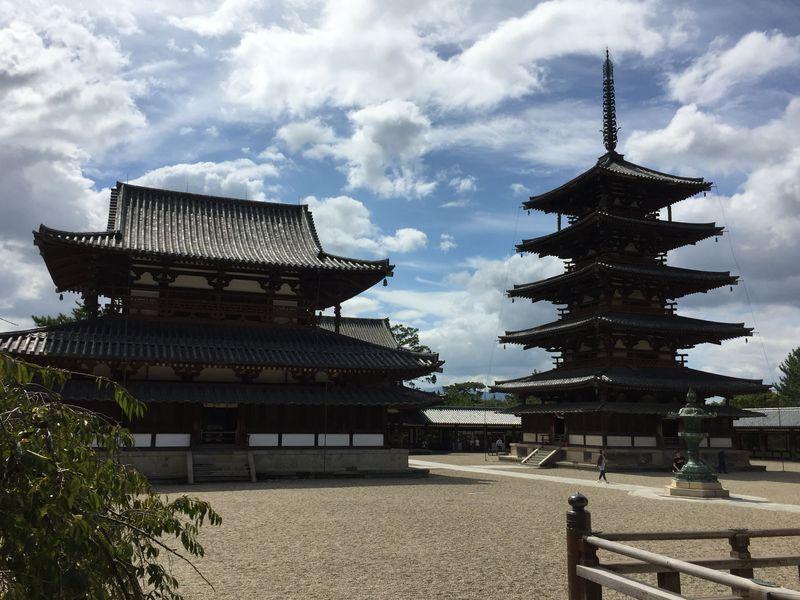 「法隆寺」飛鳥時代の国宝と出会い日本の記憶を辿る