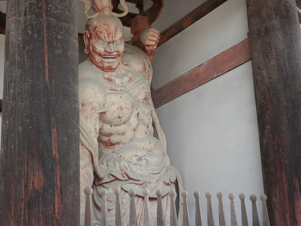 大宝蔵院は、超一流の仏教博物館となっています