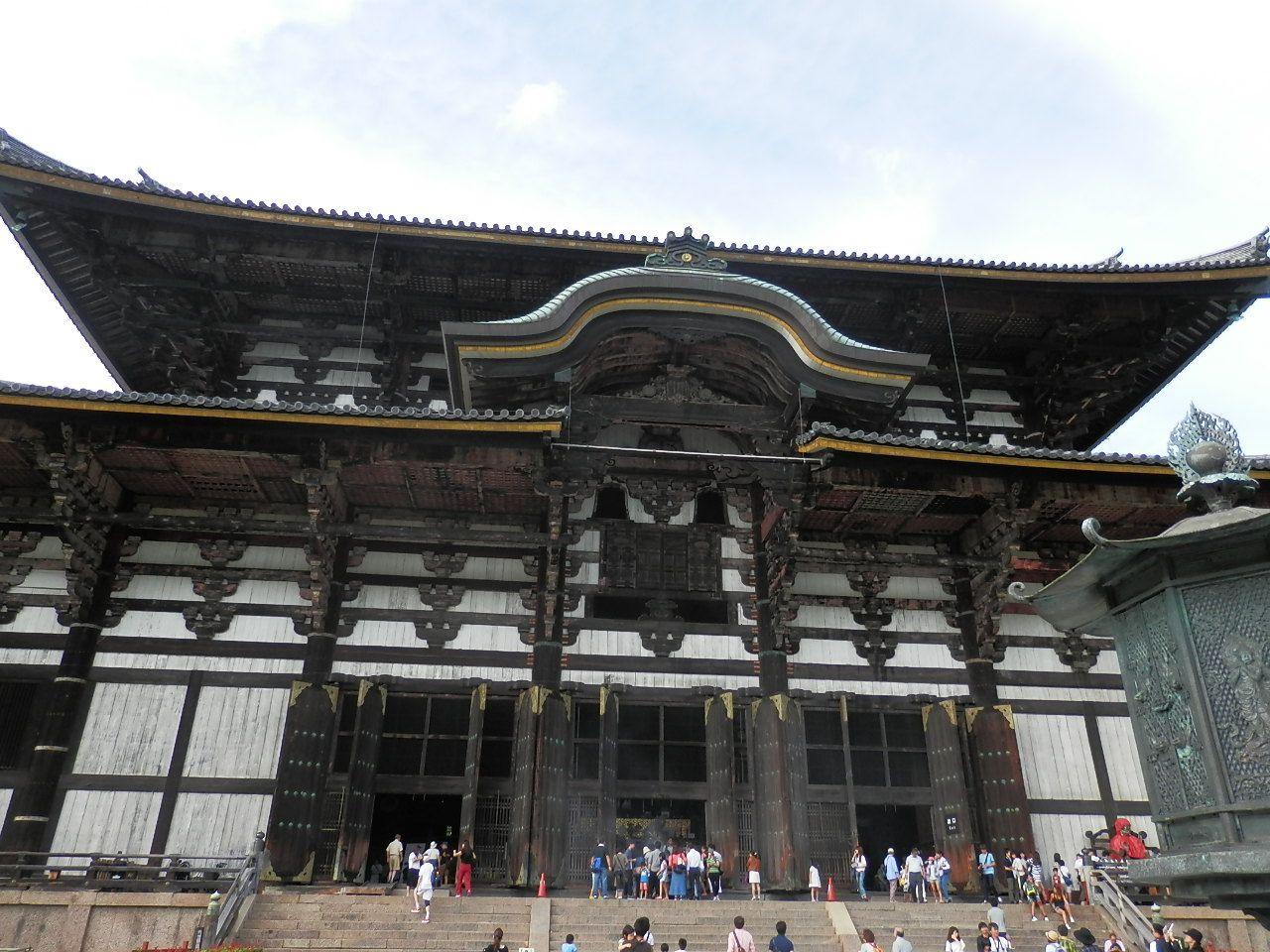 東大寺の歴史に聖武天皇の苦悩が見え隠れする