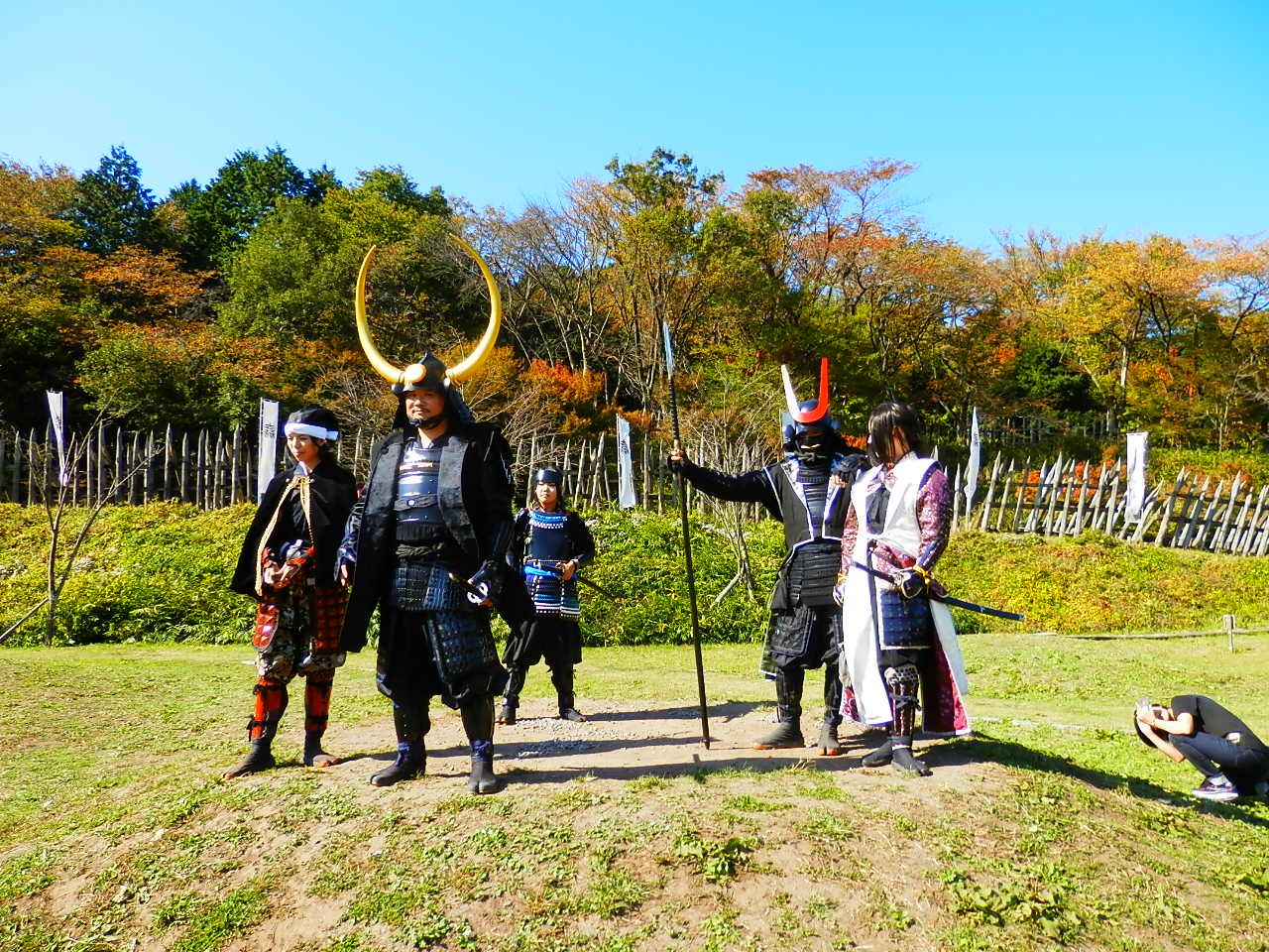 番外編:「関ケ原古戦場」(西濃エリア)