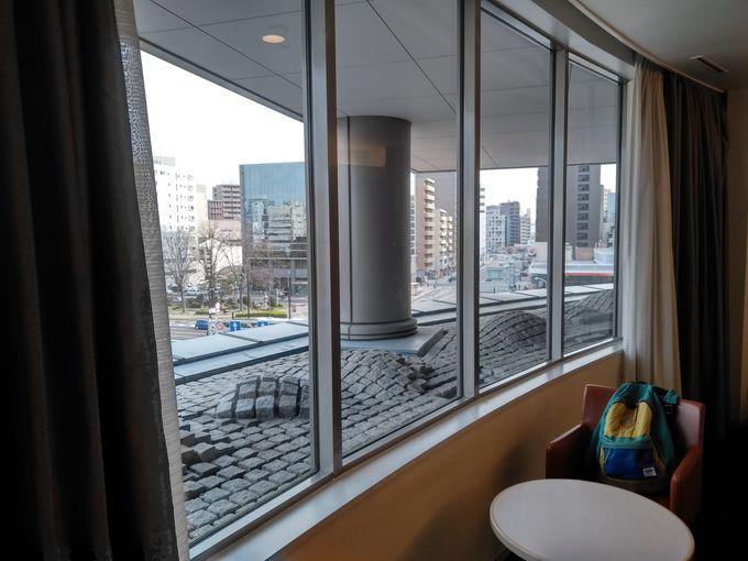 ゆっくりくつろげるお勧めホテル。広島東急REIホテル
