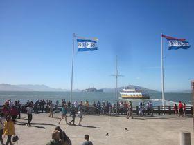 海の幸から駄菓子屋まで!サンフランシスコ「ピア39」で一日中楽しんじゃおう!