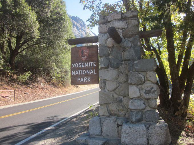 ヨセミテ国立公園あれこれ