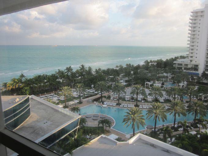 旅の最後はマイアミビーチで