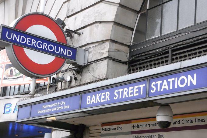 最寄り駅もベーカー・ストリート