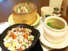 台湾の天仁茗茶がプロデュース『天仁喫茶趣』で創作お茶料理!