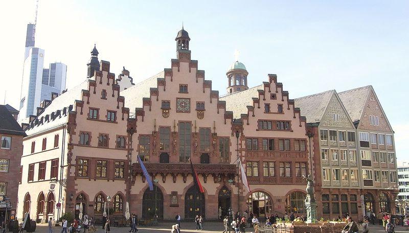 文豪ゲーテの故郷フランクフルトで中世と現代の息吹を感じよう!