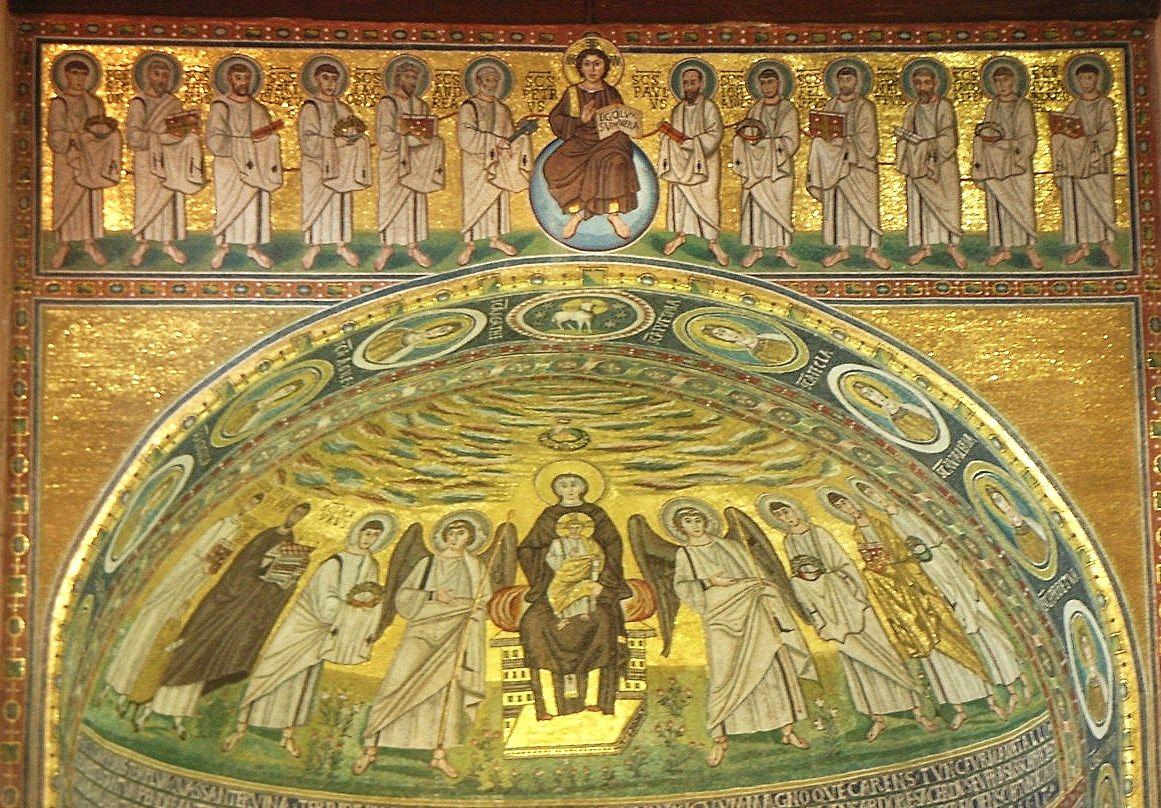 黄金のモザイクが輝く「エウフラシウス聖堂」