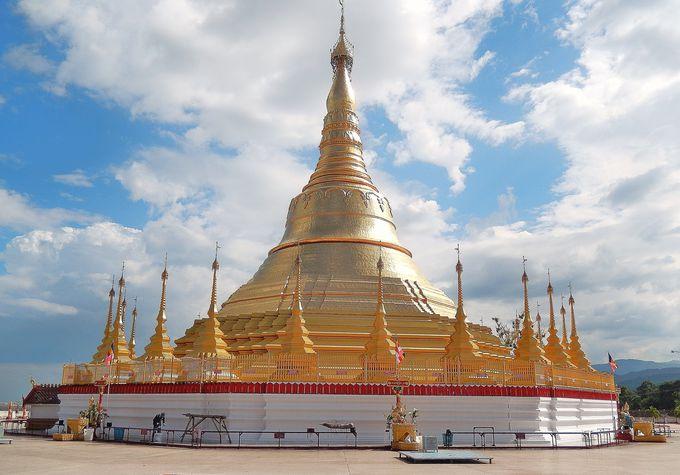 ミャンマーにショートトリップ