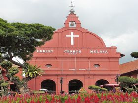 マレーシア最古の都市、世界遺産マラッカ歴史建築巡り♪