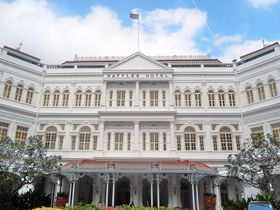 東洋の真珠!シンガポール「ラッフルズ・ホテル」で優雅で贅沢な極上タイムを♪