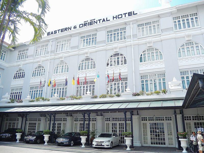 存在そのものが世界遺産!ペナンの「イースタン&オリエンタル・ホテル」