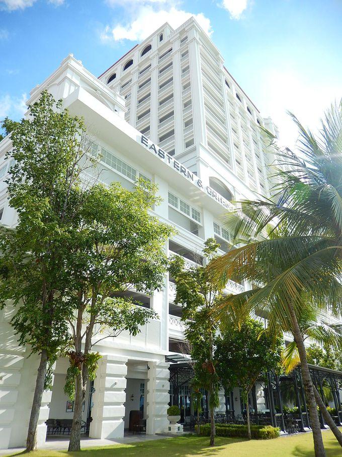 伝統と格式ある名門ホテル