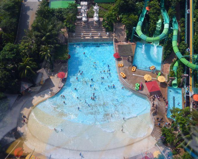 水の楽園『アドベンチャー・コープ・ウォーター・パーク』