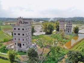 華僑が築いた中洋折衷楼閣!中国の世界遺産「開平」の歩き方