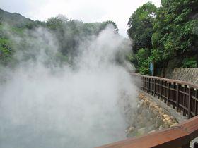 台湾の温泉の歴史はここから始まった!台北・北投温泉ぶらり散策