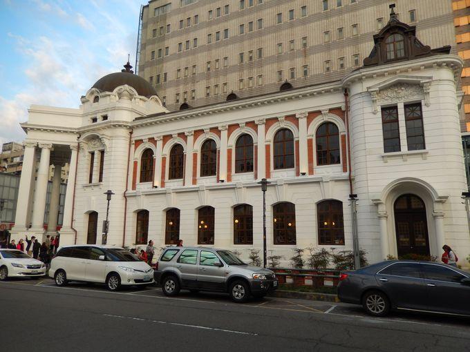 かつての台湾で最も美しい行政庁舎