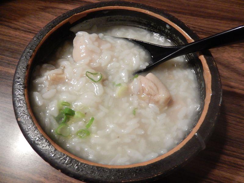 濃厚でとろっとろ!在住者イチオシ!台北で絶対食べたい「糜家莊」の絶品粥