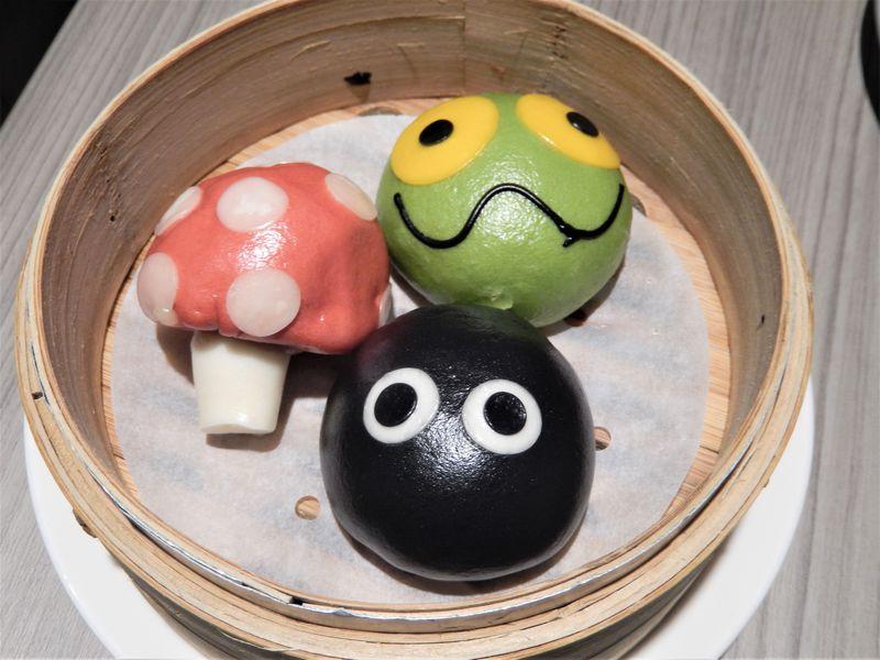 食べるのがもったいない!おしゃれ台湾創作料理「参和院」のかわいすぎる点心に悶絶〜!